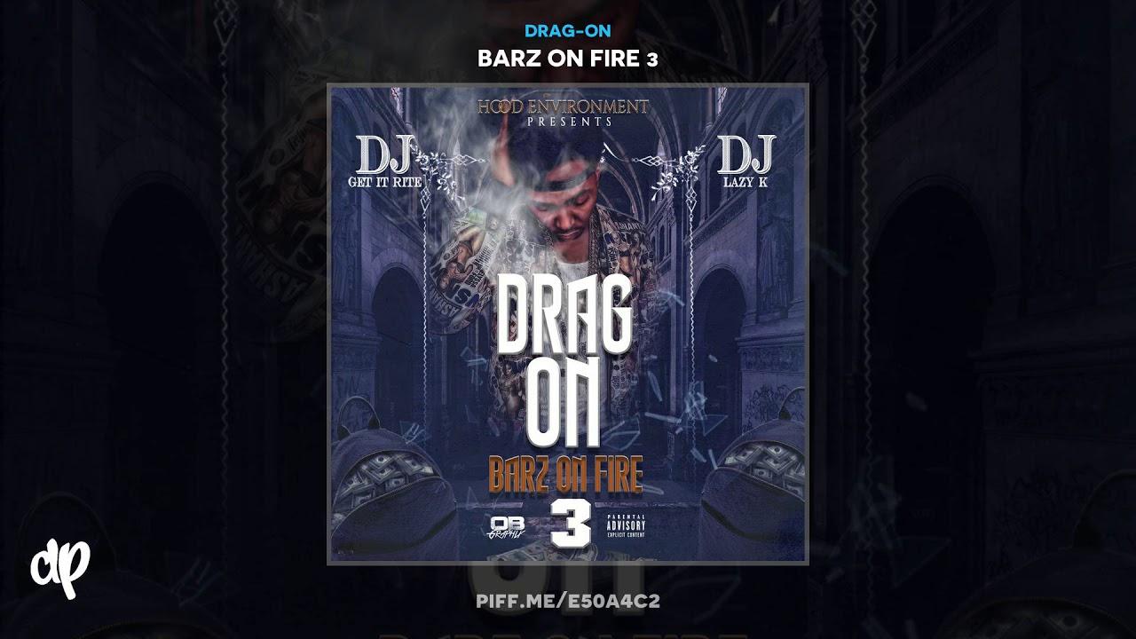 Drag-On — G-Way [Barz On Fire 3]
