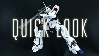 Here's a quick look at the Real-Grade 1/144 scale RX-0 Unicorn Gund...