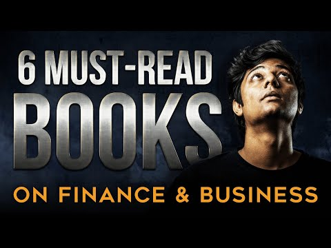 Top 6 Books to Read on Finance & Business