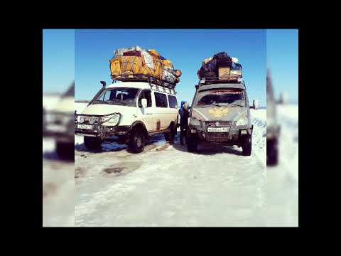 Соболь 4х4 - машина жизни в Якутии