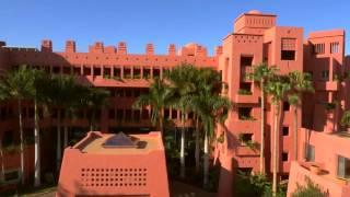 The Ritz-Carlton, Abama - Drone Tour of the Luxury...