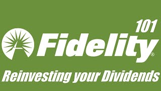 Reinvesting Dividends (DRIP) on Fidelity Investments (2020 Update) | Dividends, Stocks Investing