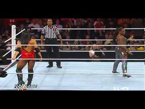 CM Punk & AJ vs. Daniel Bryan & Kane: Raw, June 11, 2012 from YouTube · Duration:  3 minutes 42 seconds