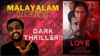 Love Malayalam Movie Review  Khalid Rahman  Rajisha Vijayan  Shine Tom Chacko  Action & Cut