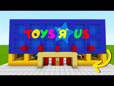 Minecraft Tutorial: How To Make A Toys R Us
