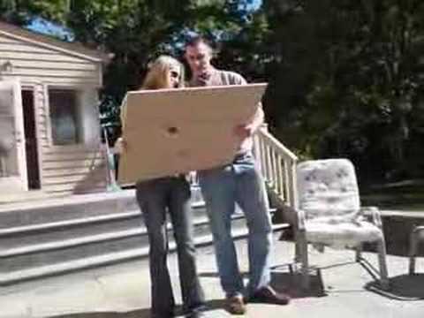 Christy Sample & Dan Dupras: Engaged - Oh My God!!