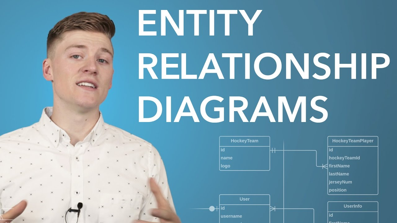 Entity Relationship Diagram Erd Tutorial Part 1 Youtube How To Read Cellphones Schematic Diagrams