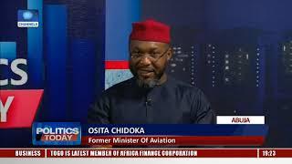 ''No Gang Up': Buhari Has Destroyed His Coalition-- Chidoka |Politics Today|