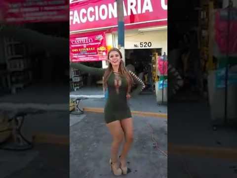 Anel Rodriguez-Bailando Sexy