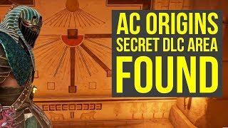 Assassin's Creed Origins SECRET AREA Shows Upcoming DLC (AC Origins DLC)