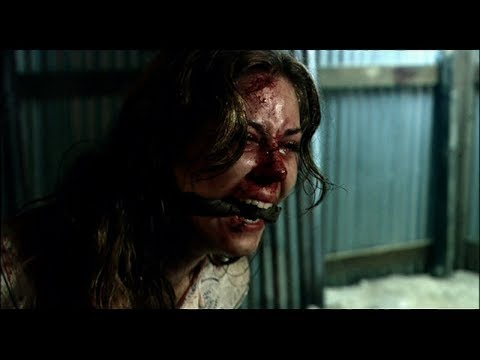 Wolf Creek - Mick Taylor Tortures Kristy Scene