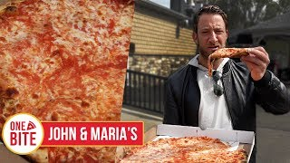 Barstool Pizza Review - John & Maria's (East Haven,CT)