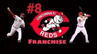 MLB The Show 15 Cincinnati Reds PS4 Franchise Ep.8: All Stars