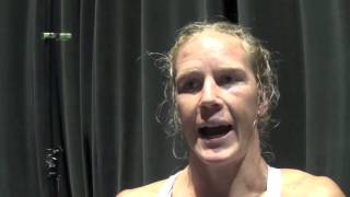 Holly Holm on Last Boxing Match and Women's MMA