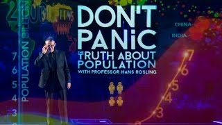 Hans Rosling's Yardstick of Wealth - Don't Panic - The Truth About Population - BBC Two
