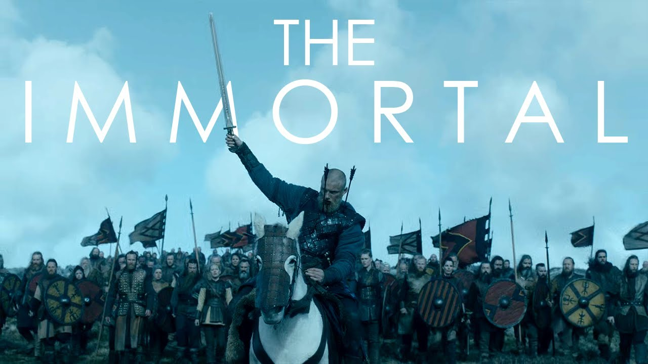 Download The Immortal   Vikings (Bjorn Ironside)
