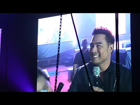 SMCL - Jed Madela  - The Past / Evergreen / Forevermore / On The Wings Of Love / Stand By Me