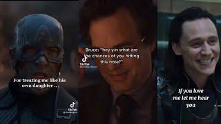 """Avengers TikToks POVs that made  """"Jonathan"""" the name of Thor's hammer instead of """"Mjöllnir"""""""