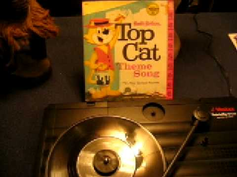 Top Cat Theme Song 45