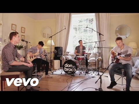 Don Broco - Yeah Man (Acoustic)