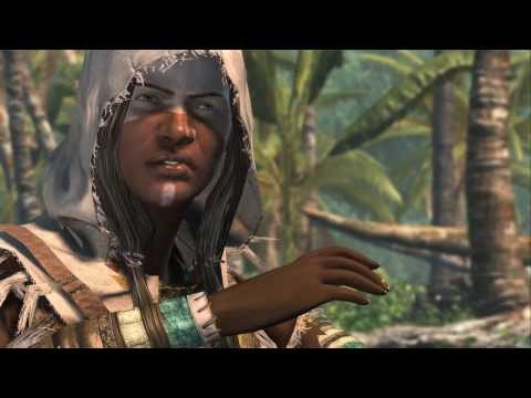Assassin's Creed IV Black Flag - All Templar Hunt Missions And Templar Armour