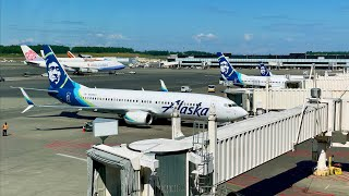 Anchorage (ANC) Time-Lapse – Alaska Airlines – Boeing 737-800 & More – TLS Ep. 181