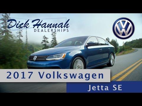 2017 Volkswagen Jetta Vehicle Tour - Dick Hannah Volkswagen