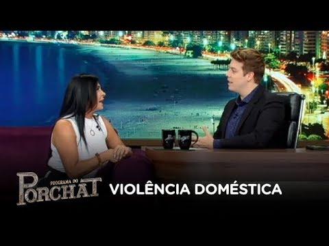 Gretchen revela que sofreu violência doméstica