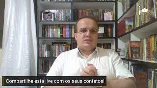 LIVE IPH - A NOSSA INFIDELIDADE NÃO ANULA A FIDELIDADE DE DEUS - 06/07/21 -Pr. Stuart Crêspo