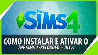 Como Baixar e Instalar o The Sims 4 PC - Completo [ Atualizado 2019 ]
