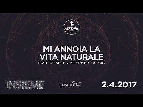 Domenica Gospel @ Milano | Mi annoia la vita naturale - P.Roselen | 02.04.2017