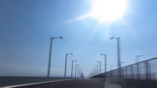 [drive Japan]hanshin Expressway(wangan Route Osaka-kobe 阪神高速) Part.1