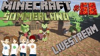 MINECRAFT Sommerland #68 - Ausbau der Schmiede [Livestream] [BENNI] [HD] | Let's Play Minecraft