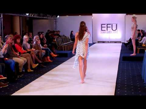 Noemi Csepregi show @ European Fashion Union event, 24 Oct 2015, Budapest