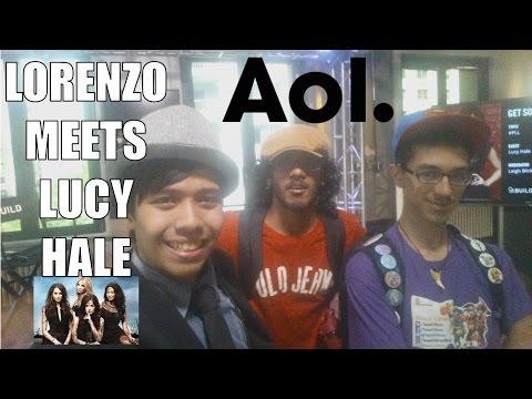 Lorenzo's Adventure: Episode 4: Lorenzo Meets Lucy Hale!