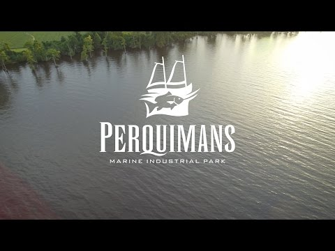 New Marine Industrial Park in North Carolina - Perquimans