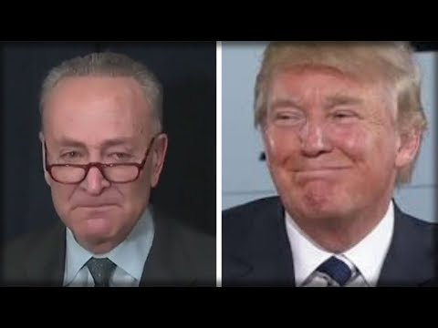 RIGHT AFTER TRYING TO GIVE TRUMP A NEW NICKNAME, SCHUMER GOT SLAMMED IN PUBLIC WITH BRUTAL TRUTH
