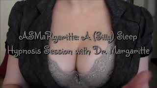 A (Silly) Sleep Hypnosis Session with Dr. Margaritte