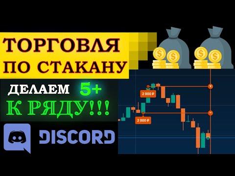 Торговля по стакану на криптовалюте!!! 5+ в ряд!  Как правильно изучать стакан цен?