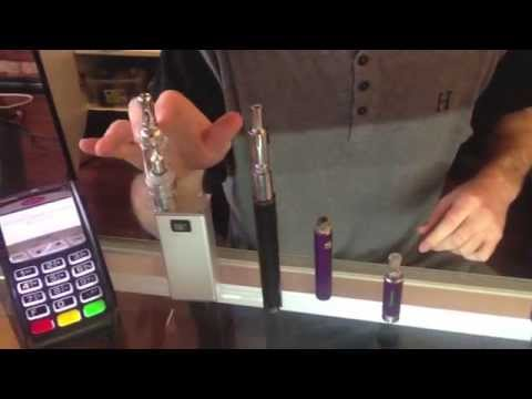 How to Replace Your e Cig Battery