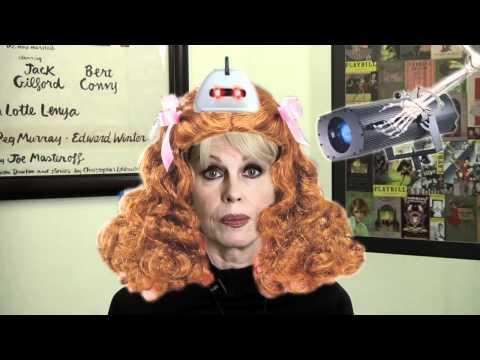 Playbill Video Cue & A: Joanna Lumley