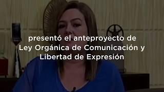 5 Puntos clave del Proyecto de Comunicación y Libertad de Expresión de CREO