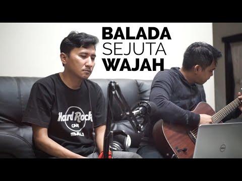 God Bless - Balada Sejuta Wajah (Cover) | Halik Kusuma Feat Az Od