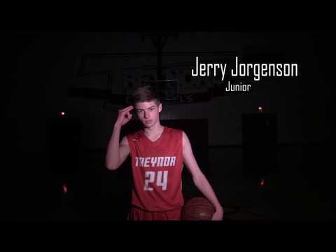 Treynor Boys Basketball 2017-18