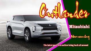 2019 Mitsubishi Outlander | 2019 Mitsubishi Outlander Phev | 2019 Mitsubishi Outlander Sport