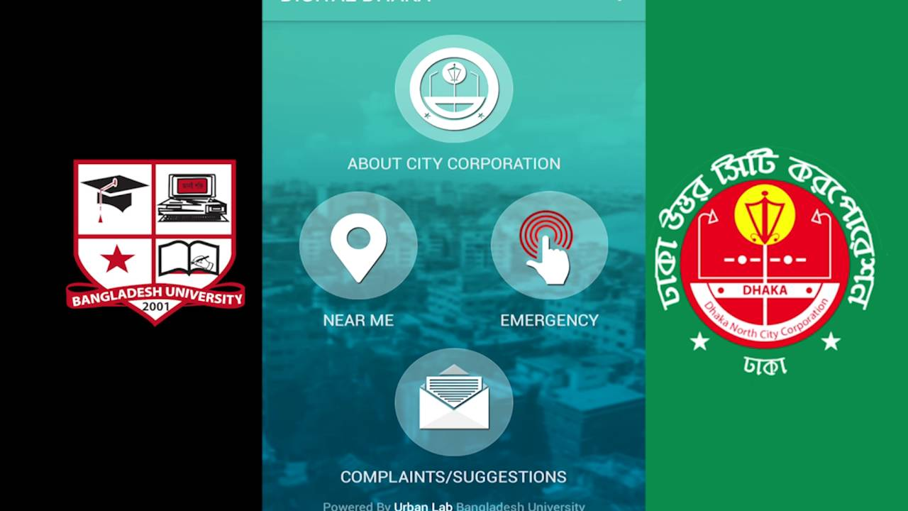 dhaka north city corporation area