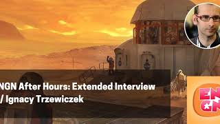 ENGN After Hours: Extended Interview w/ Ignacy Trzewiczek