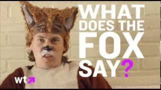 Ylvis - THE FOX (What Does The Fox Say) LYRICS (HD)