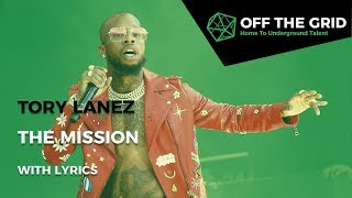 Tory Lanez - The Mission | With Lyrics