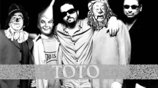 Watch Toto Just Cant Get To You video